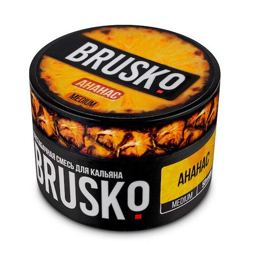 Бестабачная смесь Brusko - Ананс, 50 гр.