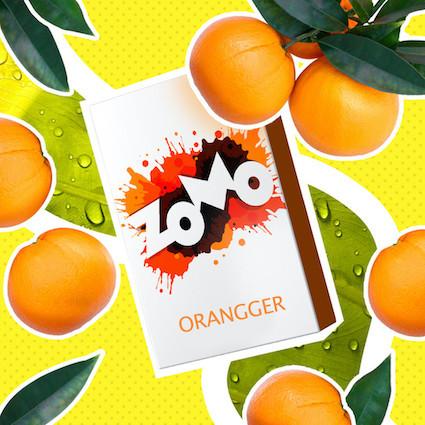 Табак Zomo - Orangger (Апельсиновый сок), 50 гр.