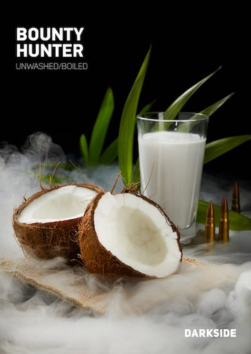 Табак Darkside - Bounty Hunter (Ледяной Кокос), 30 гр.