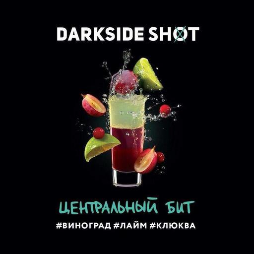 Табак Darkside Shot - Центральный бит, 30 гр.