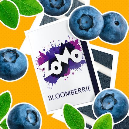 Табак Zomo - Bloomberrie (Черника), 50 гр.