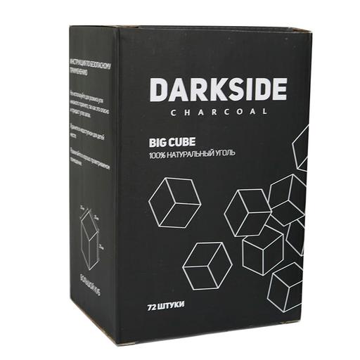 Уголь для кальяна Darkside (72 шт)