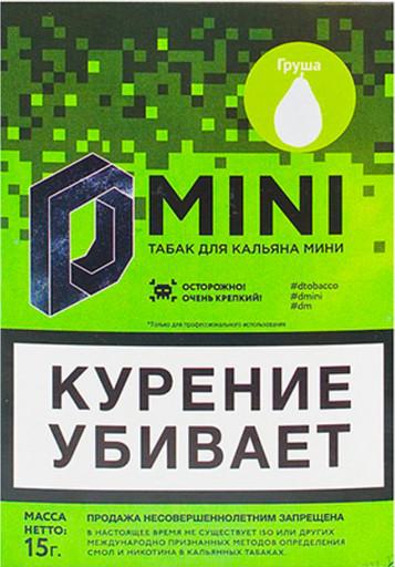 Табак D Mini - Груша, 15 гр