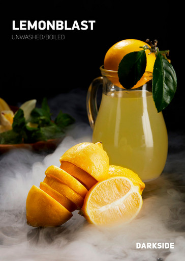 Табак Darkside - Lemonblast (Лимон), Core, 30 гр.
