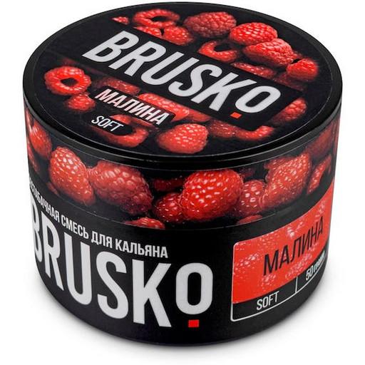 Бестабачная смесь Brusko - Малина, 50 гр.