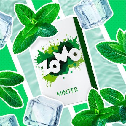 Табак Zomo - Minter (Морозная мята) 50 гр.