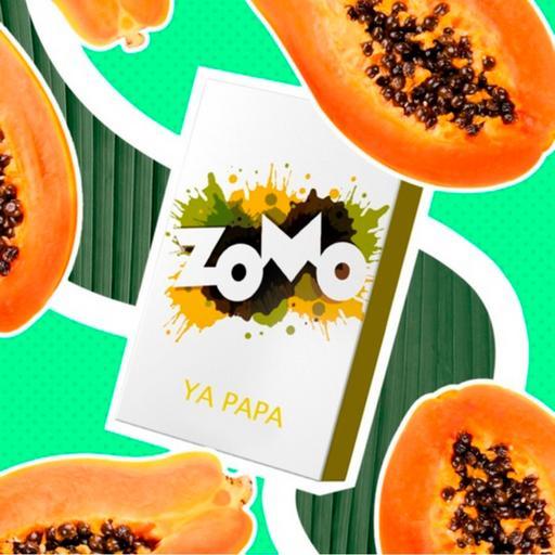 Табак Zomo - Ya Papa (Папайя), 50 гр.