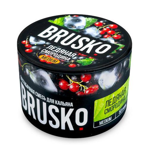 Бестабачная смесь Brusko - Ледяная Смородина, 50 гр.