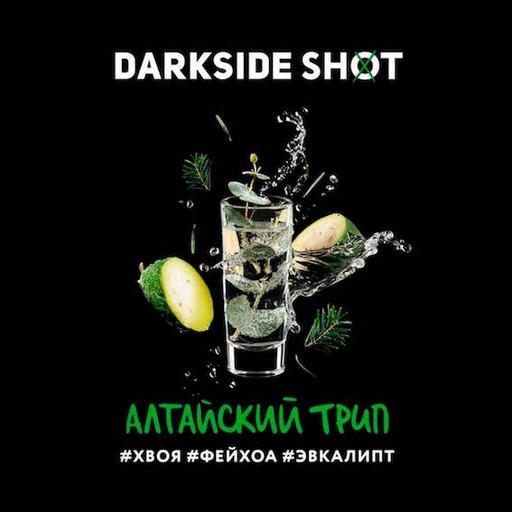Табак Darkside Shot -  Алтайский трип, 30 гр.