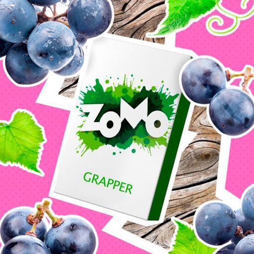 Табак Zomo - Grapper (Виноградный Сок), 50 гр.