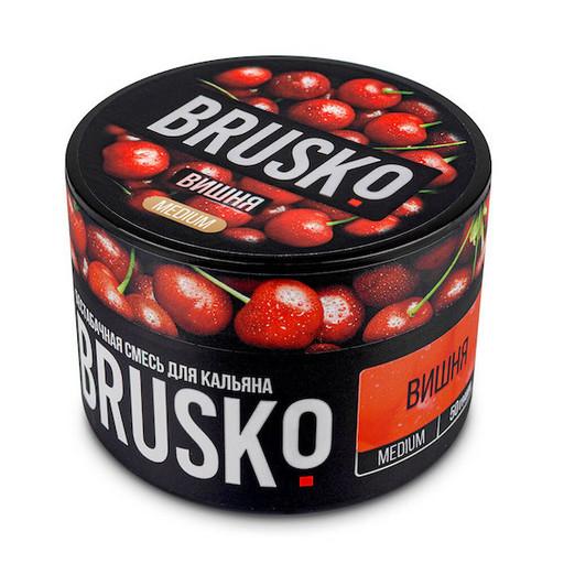 Бестабачная смесь Brusko - Вишня, 50 гр.