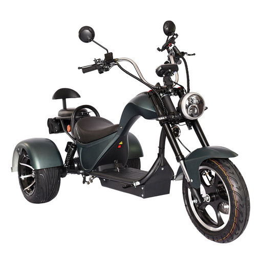 Электроскутер Citycoco SKYBOARD TRIKE  Chooper 2000