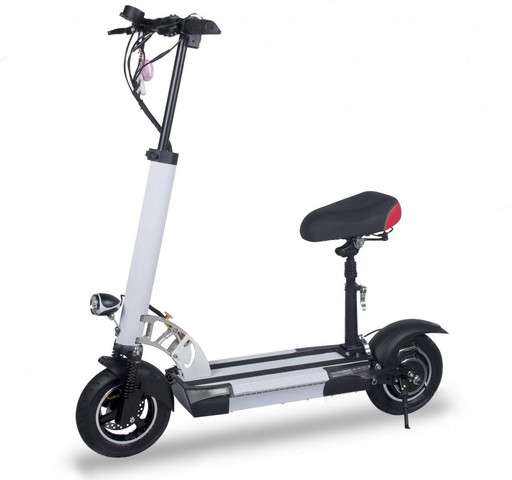 Электросамокат Electric Scooter M4 - Белый