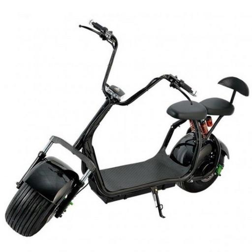 Электроскутер SEEV Citycoco Harley Double Seat