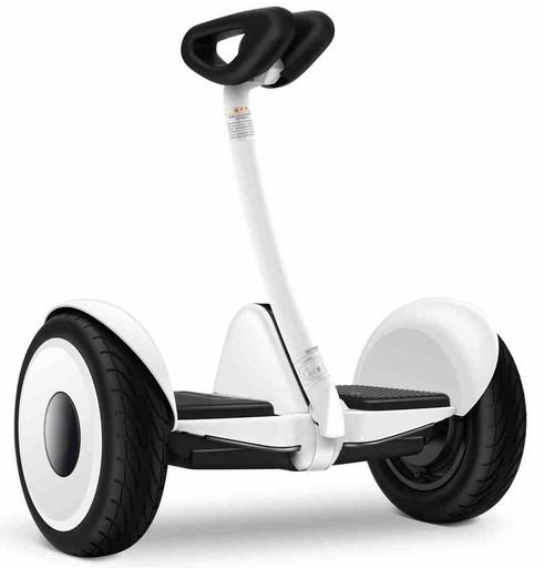 Мини-сигвей Mini Robot - Белый