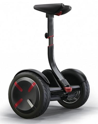 Мини-сигвей Mini Robot Pro - Черный