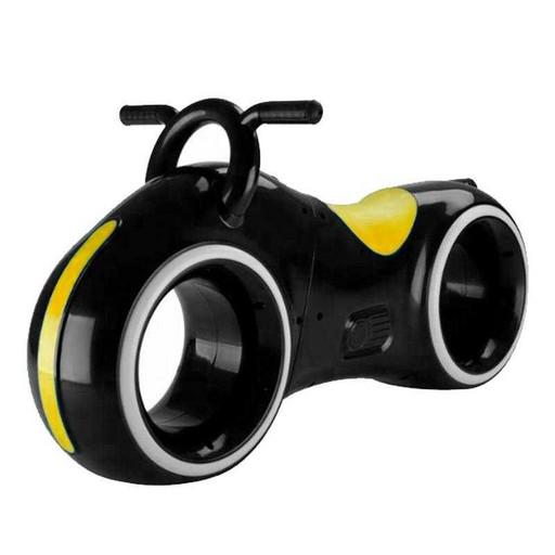 Беговел Star One Scooter - Черно-желтый