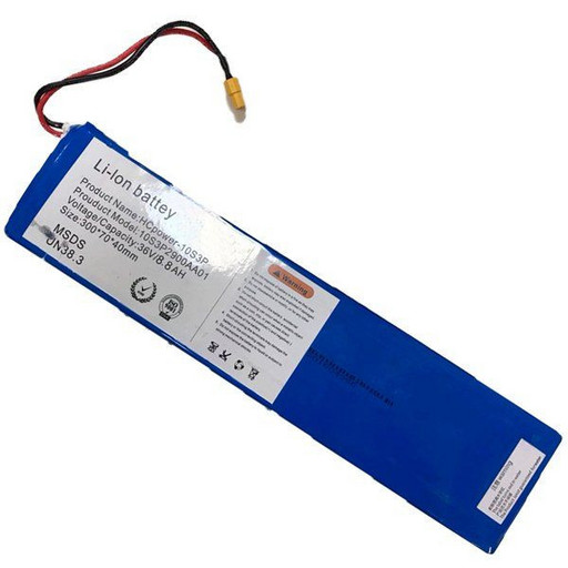 Аккумулятор для электросамоката Kugoo S1/S2/S3 6.0 AH