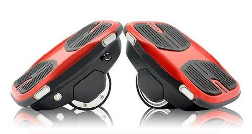 Электрические роликовые коньки Koowheel Hovershoes Red