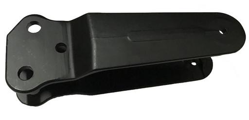 Задняя вилка черная для электросамоката Kugoo S2/S3