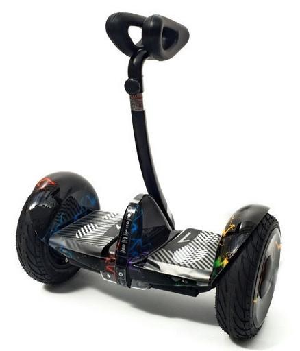 Мини-сигвей Mini Robot 54V Цветная Молния