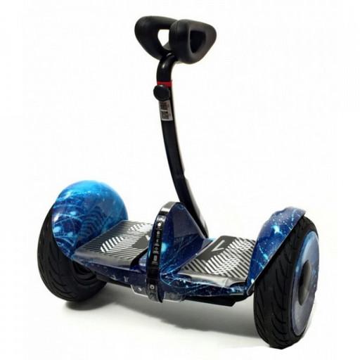Мини-сигвей Mini Robot 36V Синий Космос (Аватар)