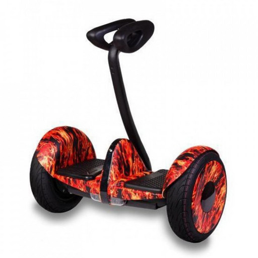 Мини-сигвей Mini Robot 36V Красный Огонь