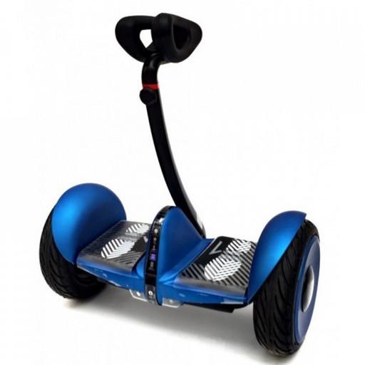 Мини-сигвей Mini Robot 36V Синий Матовый