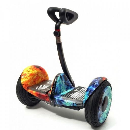 Мини-сигвей Mini Robot 36V Огонь и Лед