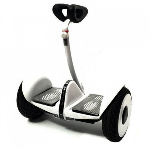 Мини-сигвей Mini Robot 36V Белый Матовый