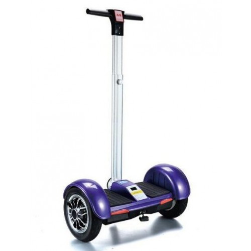 Smart Balance A8 Гироскутер с Ручкой Фиолетовый