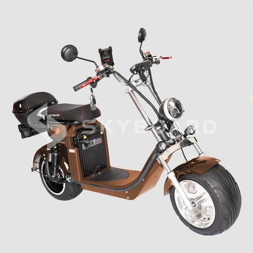 Электроскутер Citycoco SKYBOARD BR 4000 FAST