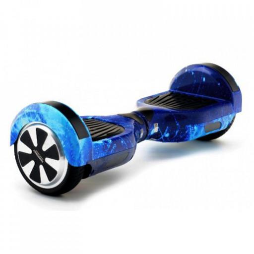 Гироскутер Smart Balance Premium 6.5 Синий Космос Музыка + Самобаланс
