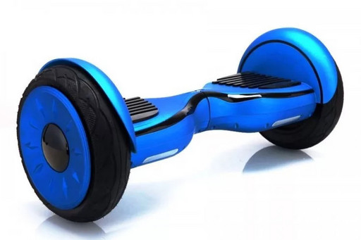 JiLong SUV Premium 10.5 Синий матовый Приложение TaoTao + Самобаланс