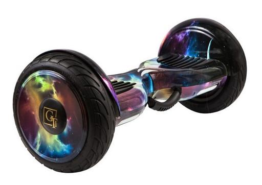 Гироскутер Smart Balance GT Самобаланс + App Фиолетовый Космос
