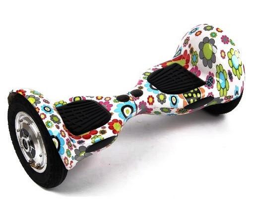 Гироскутер Smart Balance SUV 10 Цветок Музыка + Самобалансировка