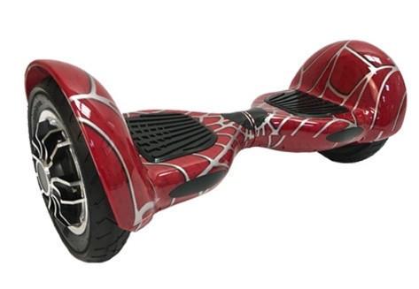 Гироскутер Smart Balance SUV 10 Человек-паук Музыка + Самобалансировка