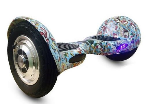 Гироскутер Smart Balance SUV 10 Алиса Музыка + Самобалансировка