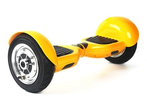 Гироскутер Smart Balance SUV 10 Желтый Музыка + Самобалансировка