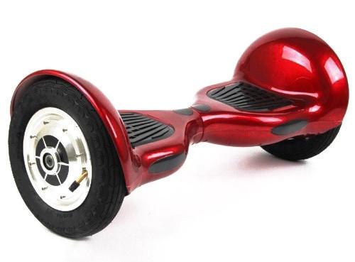 Гироскутер Smart Balance SUV 10 Красный Музыка + Самобалансировка