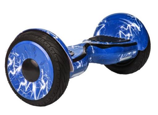 Smart Balance SUV Premium 10,5 Синяя Молния Приложение TaoTao + Самобаланс