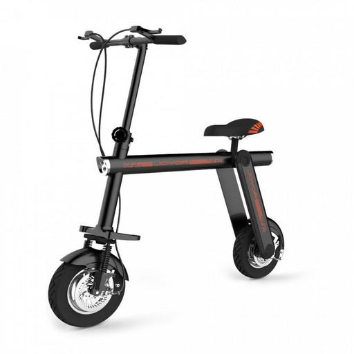 Электрический мини-велосипед Joyor Mbike M2 Черный