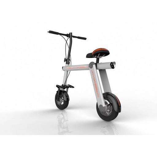 Электрический мини-велосипед Joyor Mbike M2 Белый