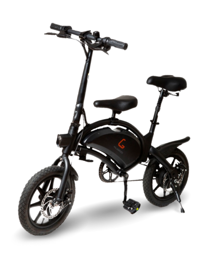 Электровелосипед Kugoo V1 400W 7.5 AH