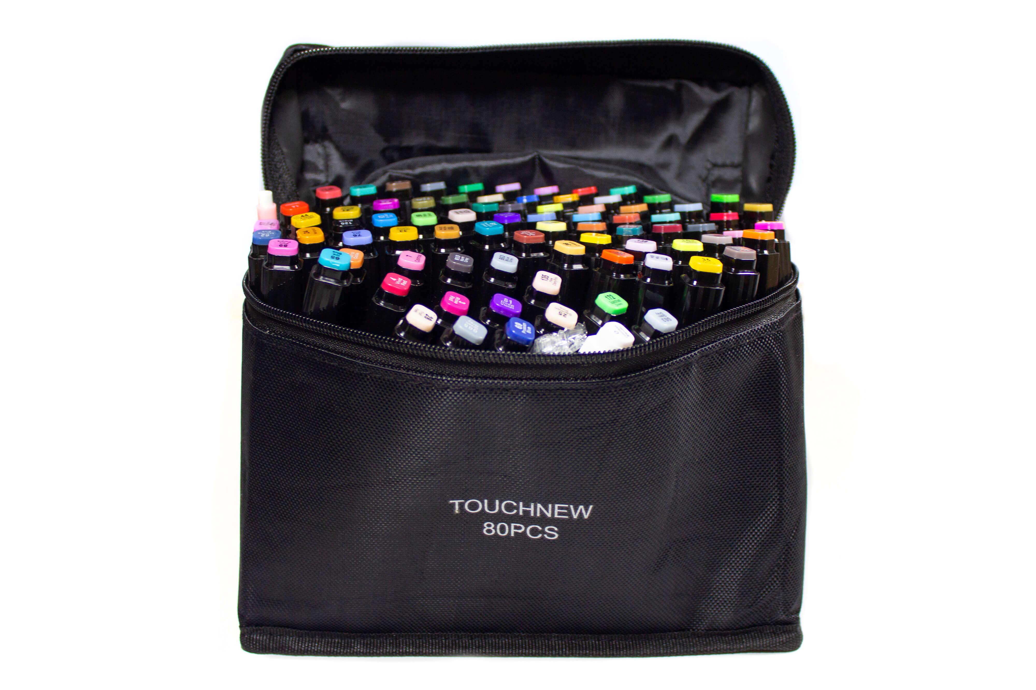 Маркеры Touch New 80 цветов