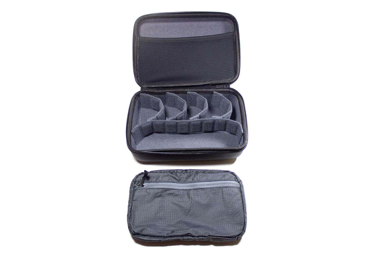 Кейс для экшн-камеры со сменными перегородками
