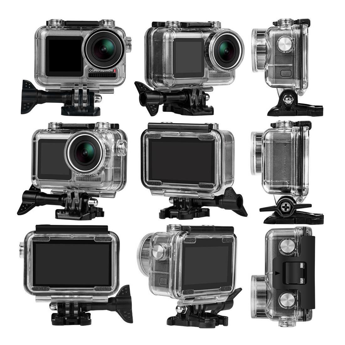 Водонепроницаемый аквабокс для экшн-камеры DJI Osmo Action