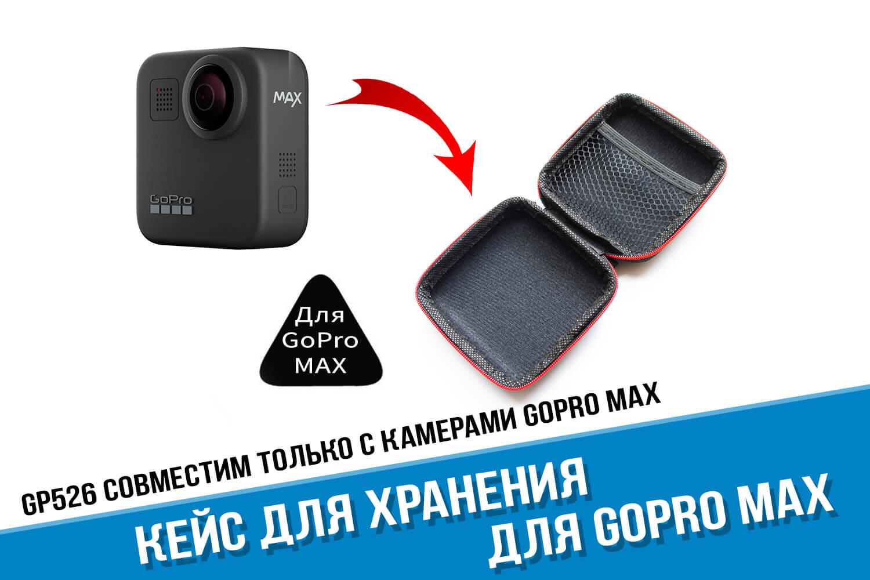 Кейс для хранения камеры GoPro MAX 360