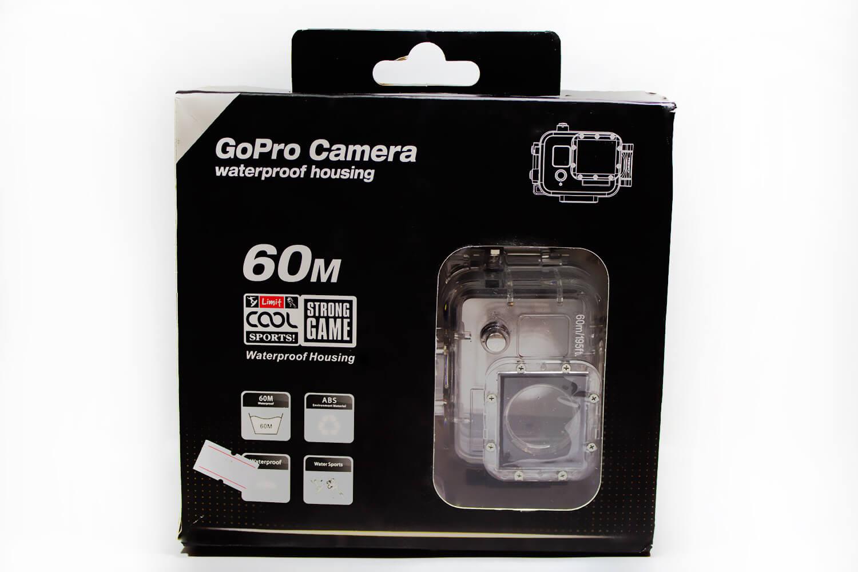 Коробка супер аквабокса для GoPro