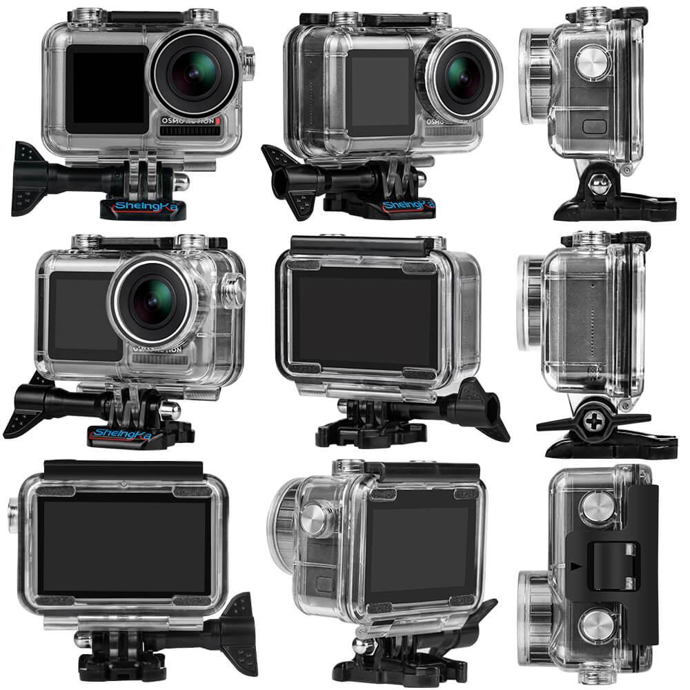 Водонепроницаемый бокс для экшн-камеры DJI Osmo Action